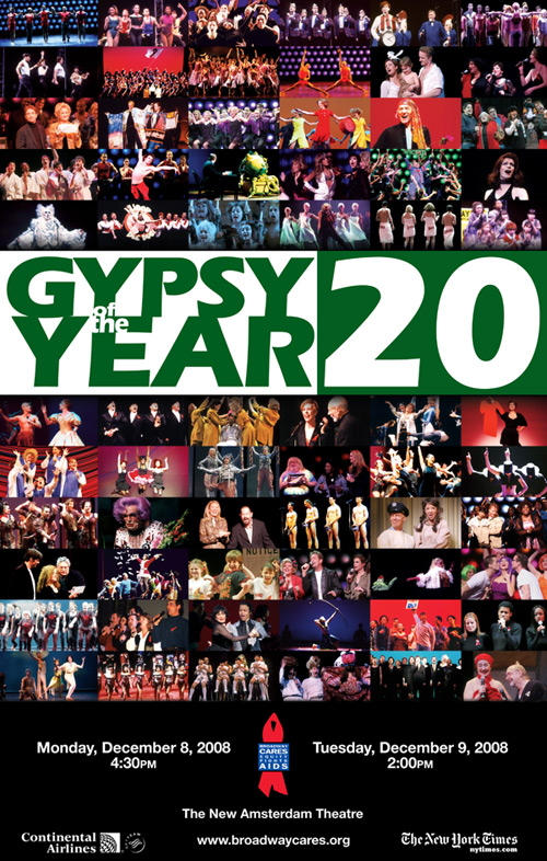 Broadway Cares Gypsy Of The Year