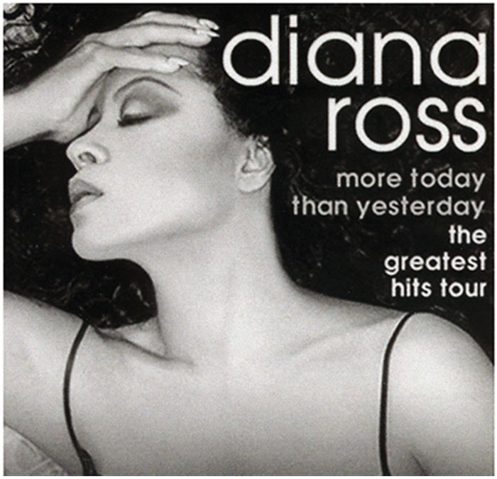 Diana Ross St George Theatre