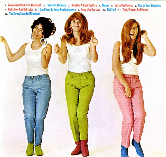 Shangri-Las Remember